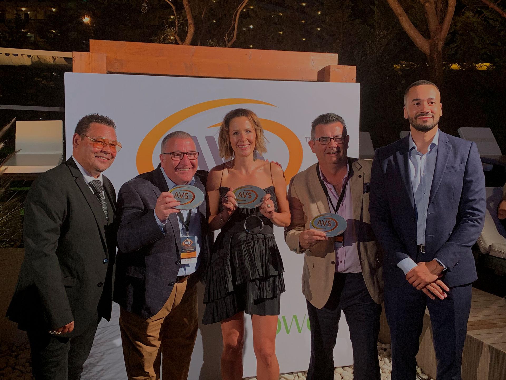 Azkoyen logra tres premios de la industria británica del vending