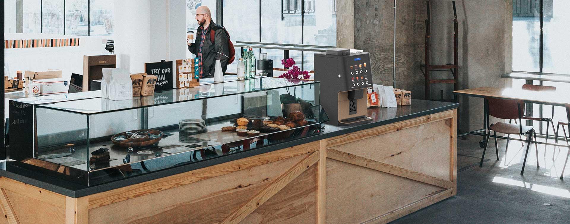 Grupo Azkoyen lanzará al mercado estadounidense la máquina de café Vitro S1 durante la feria Coffee Tea & Water