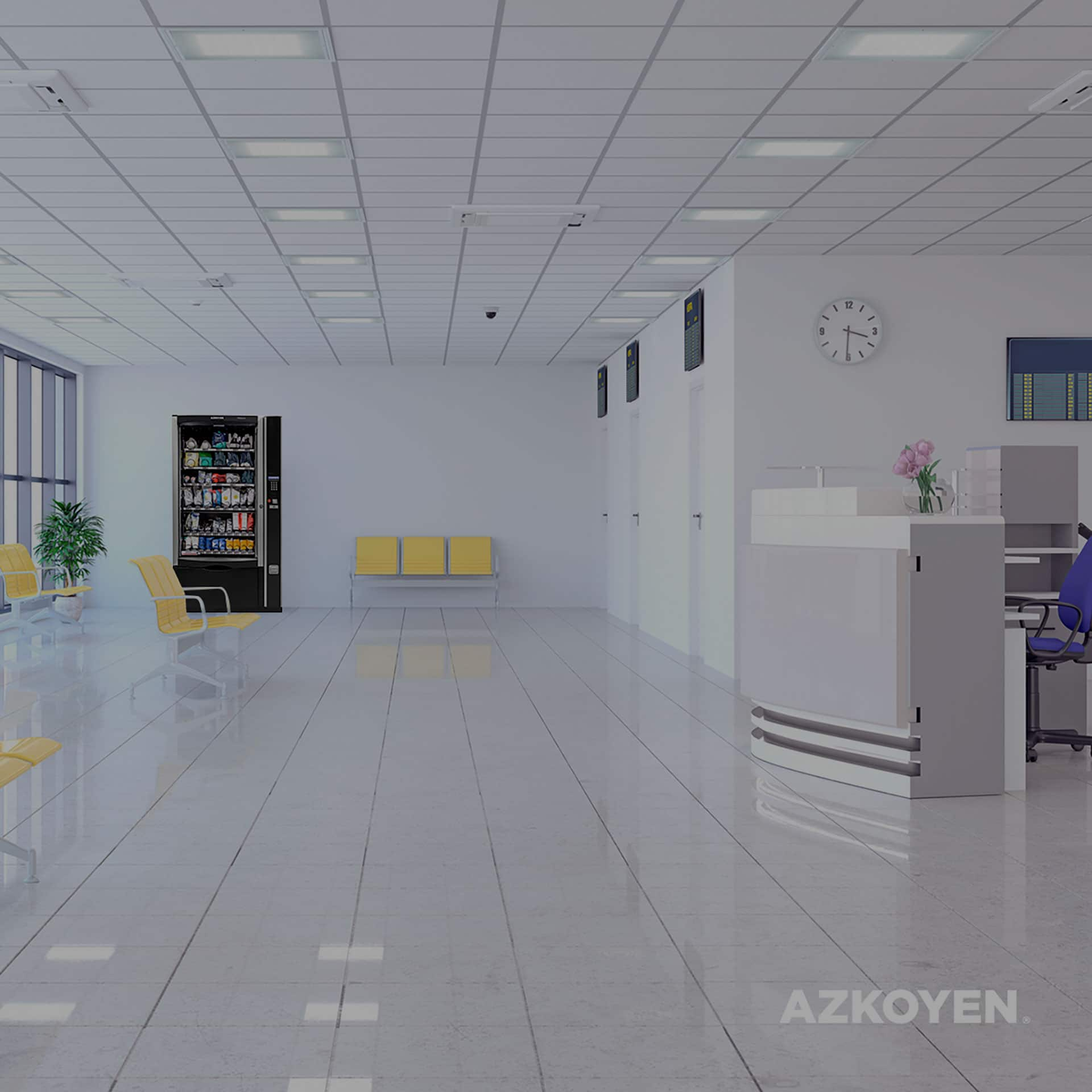 Azkoyen colabora en la distribución de EPIs a través de sus máquinas automáticas